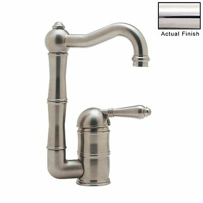 Rohl A3608/6.5LMPN-2 Country Single Handle Kitchen Faucet Po