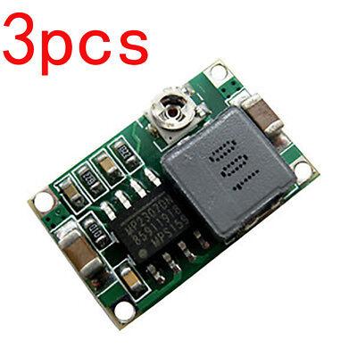 Mini-360 Dc-dc Buck Converter Step Down Module Mini360 4.75v-23v To 1v-17v 3pcs