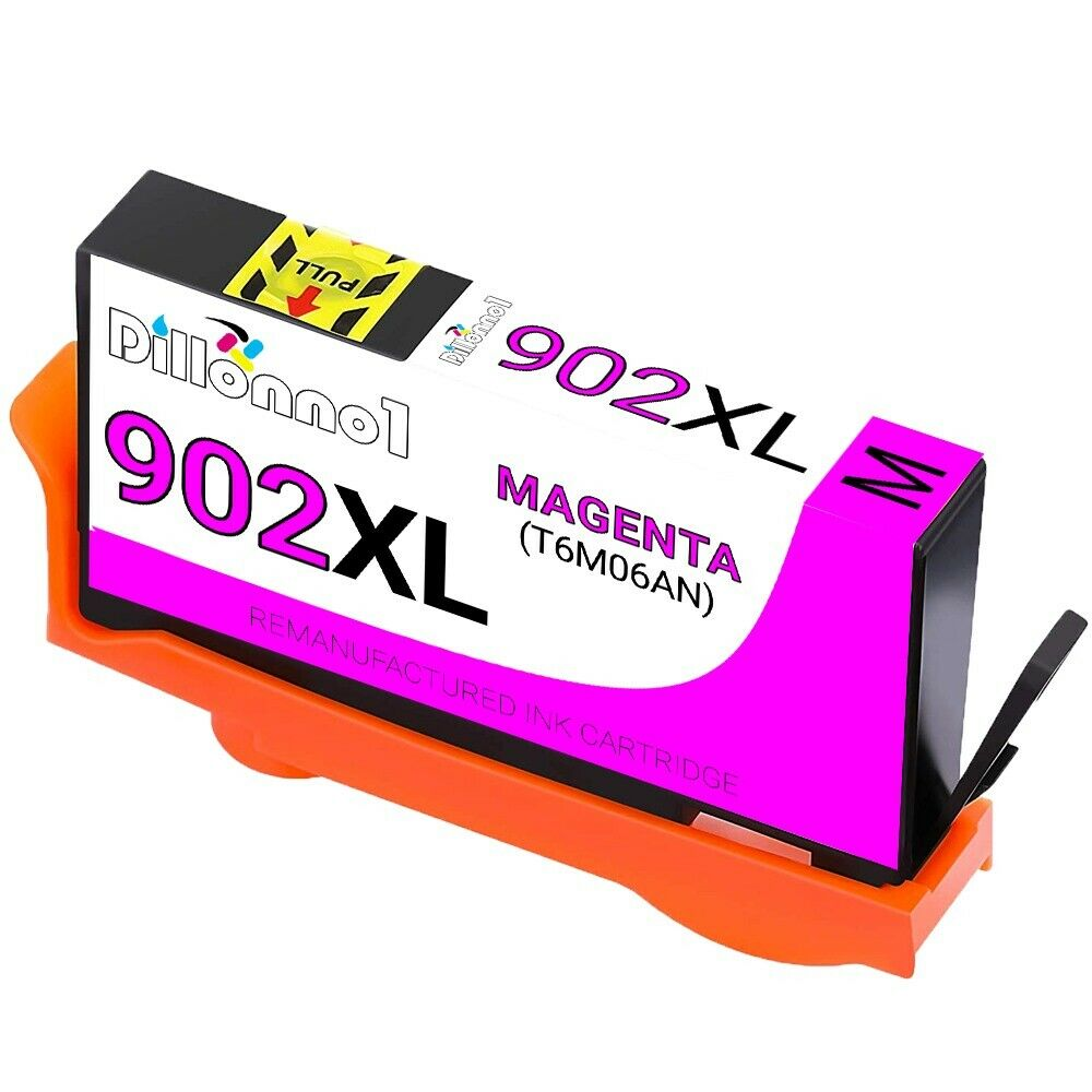8 Pack 902 902XL BCMY Ink Cartridges for HP Officejet Pro 6950 6951 6954 6962