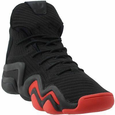 NEW Adidas CRAZY 8 ADV CK PK  Black-Red Mens sz 9