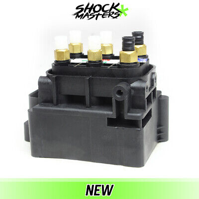 Air Ride Suspension Solenoid Valve Block for 2011-2015 Bentley Mulsanne