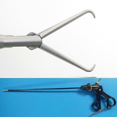 5 Mm Laparoscopic Tenaculum Grasper Forceps Laparoscopy Instrument