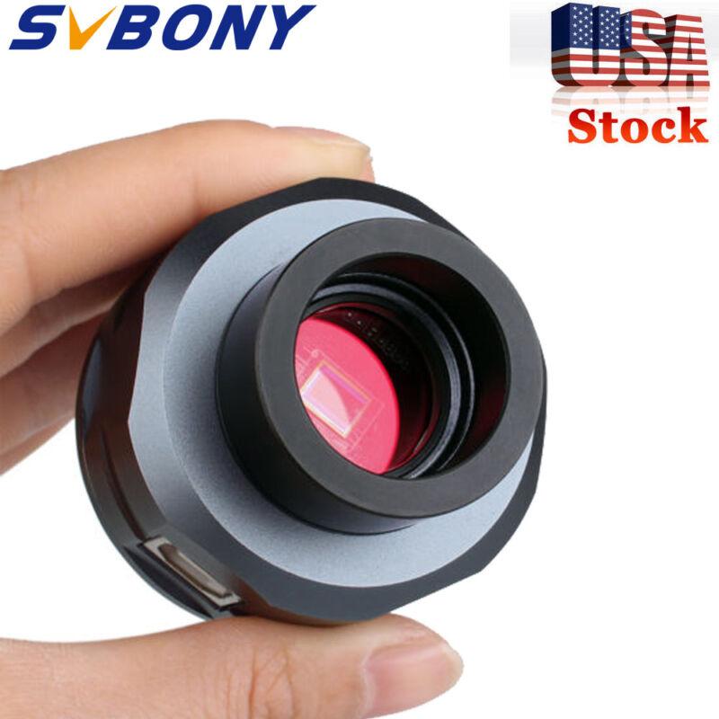"SVBONY SV105 1.25"" Telescopes Electronic Eyepieces 2MP Astronomy Camera US LOCAL"