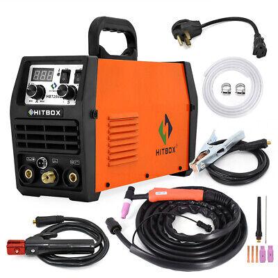 Mini Tig 200a Welder 110v 220v Dual Volt Inverter Mma Tig Stick Welding Machine