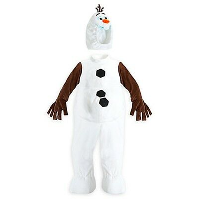 Olaf Costume For Kids (Disney Olaf Plush Costume for Kids  size 4)