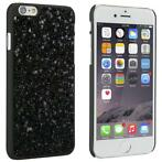 iCandy Pro Stardust glitter hoes zwart iPhone 6/6S