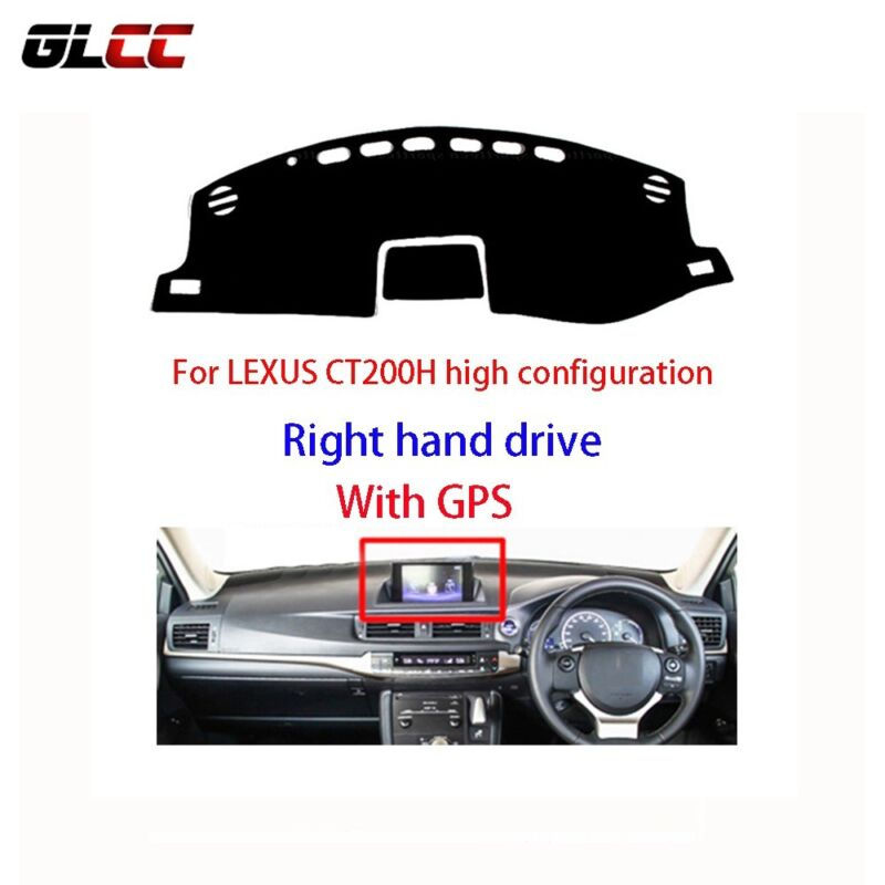 Lexus ct 200h dashboard with GPS