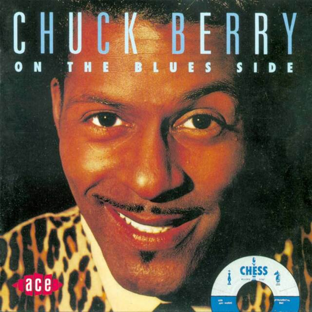 Chuck Berry - On The Blues Side (CDCH 397)