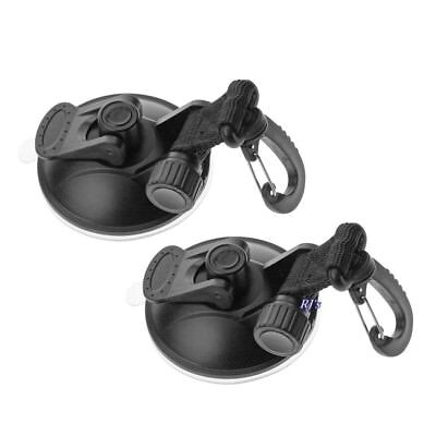 Kayak SUP Suction Cup Tie Downs Propel Shoreline Marine 2pk SL40231  FREE SHIP!!