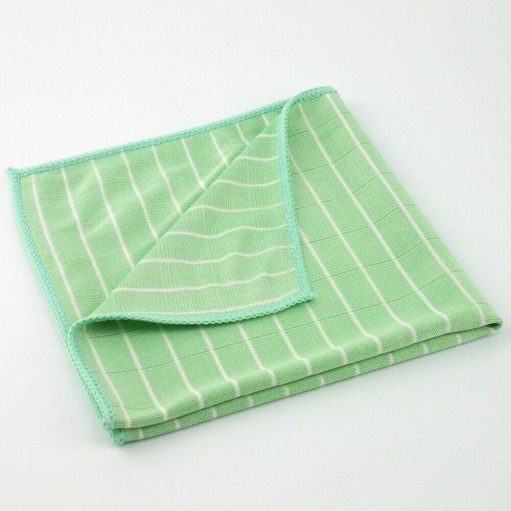 Bambustuch Bambustücher Bambus Glanztuch Fenstertuch Poliertuch 40x40 Qualität..