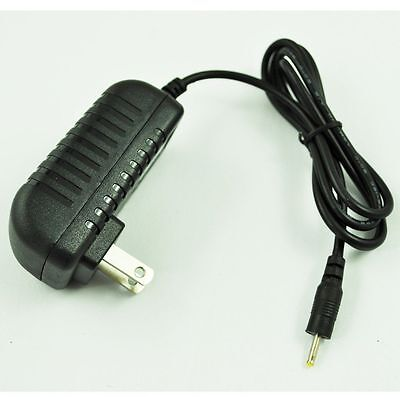 "2.5mm Plug Replacement AC Wall Charger for ZEKI 10.1"" Quad Core Tablet TBQC1063B for sale  Shipping to India"