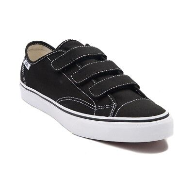 Vans 3 Straps Style 23 V Black White Mens Womens Shoes Sneakers All Sizes