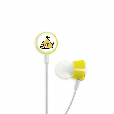 Gear4 HAB006G Angry Birds Space In-Ear Stereo Earbuds Headset Yellow Bird