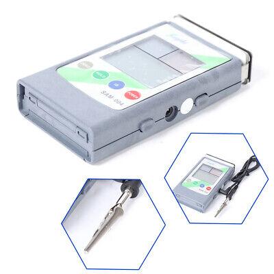 Portable Electrostatic Field Meter Static Surface Resistance Tester Sam-004 Usa