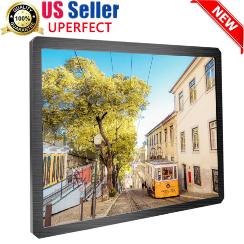 12.3inch TFT LCD Camera FPV Car CCTV Security Monitor Displa