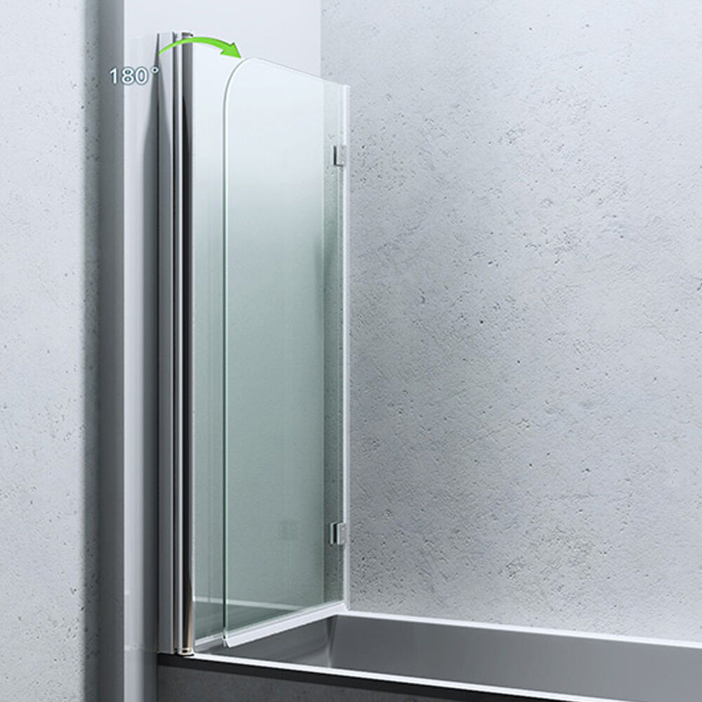 Paroi pare douche porte de douche pour baignoire verre de s curit cortona 14 - Paroi verre baignoire ...