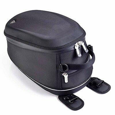 Triumph Motorcycles Black Nylon Tank Bag Kit A9518091, used for sale  Seattle