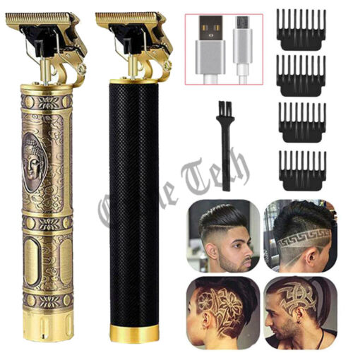 Professional Hair Clippers Trimmer Shaver Clipper Cutting Beard Cordless Barber