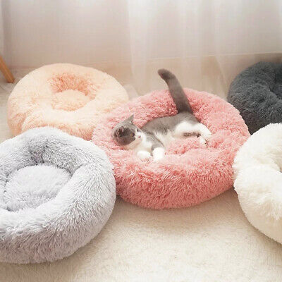 Pet Dog Cat Bed Soft Warm Kennel Mat Blanket Puppy Sleeping Cushion Pad Houses