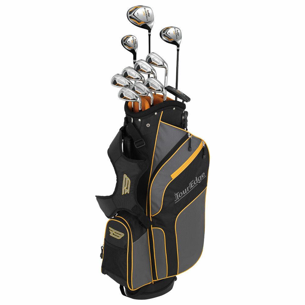 Tour Edge Bazooka 270 Men's Steel Golf Package Set