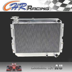 3 Core Aluminum Radiator for TOYOTA LANDCRUISER 60 Series HJ60 HJ61 HJ62 Manual