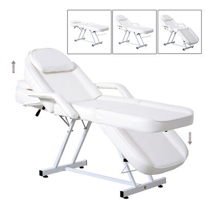Salon Barber Chair Tattoo Chairs Massage Table Folding Facial Bed Beauty -