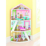 Small Wooden Doll House