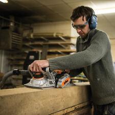Triton 1500W Triple Blade Planer 180mm Carpentry Wood Cut ...