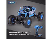Original JJRC NO.Q22 1/18 2.4G 4WD RTR Rock Crawler RC Car
