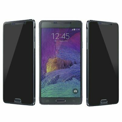 Anti Spy Privacy Tempered Glass Screen Protector for Samsung Galaxy Note 5 Cell Phone Accessories