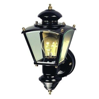 Charleston Lantern (Heath® Zenith HZ-4150-BK Motion-Activated 150-Degree Charleston Lantern,)
