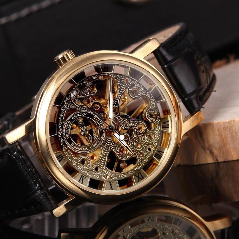 часы с прозрачным механизмом купить мужские чтобы