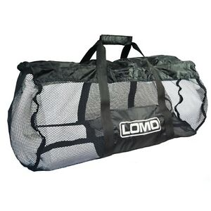 Lomo mesh dive bag divers gear bag diving holdall ebay for Dive gear bag