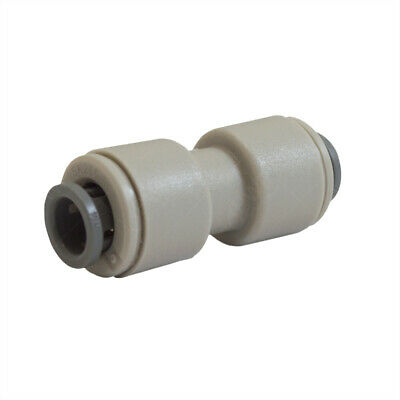 John Guest Union Connector 38 10 Pack