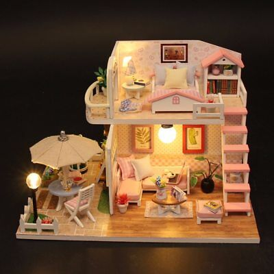 LOL SURPRISE DOLL HOUSE Made with REAL WOOD - SURPRISES!! Happy New year Gifts