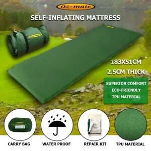 Self Inflating Camping Mattress 183*51*2.5cm Smithfield Parramatta Area Preview