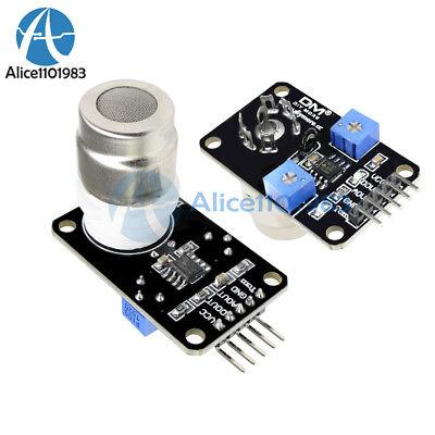MG811 CO2 Carbon Dioxide Gas Sensor Module Detector with Analog Signal Output ()