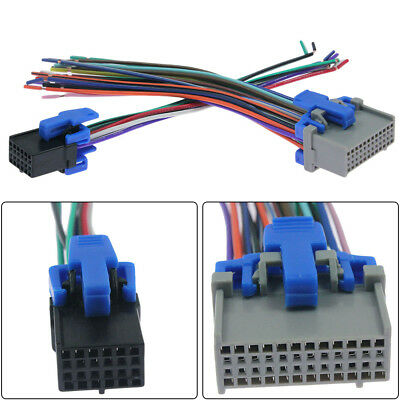 High Quality Reverse Wiring Harness for Select 2000-Up GM Vehicles   71-2003-1