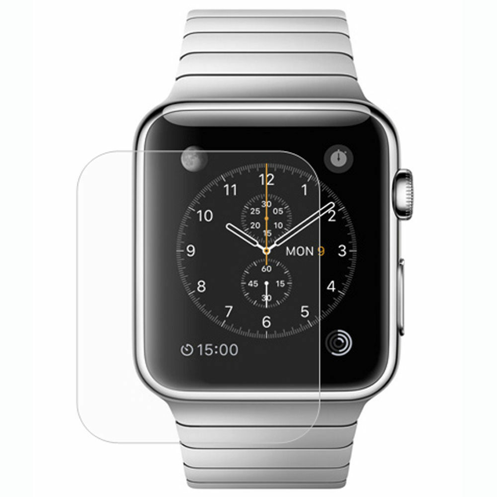 Tempered Glass Screen Protector For Apple Watch 38mm/42mm