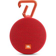 JBL Clip 2 Portable Bluetooth Speaker - Waterproof - Red JBLCLIP2REDAM