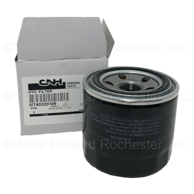 New Holland Hydraulic Oil Filter Part # MT40220109