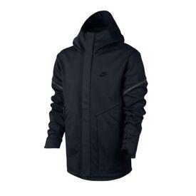 Nike Men's Tech Fleece Windrunner Jacket | Black | new without tags