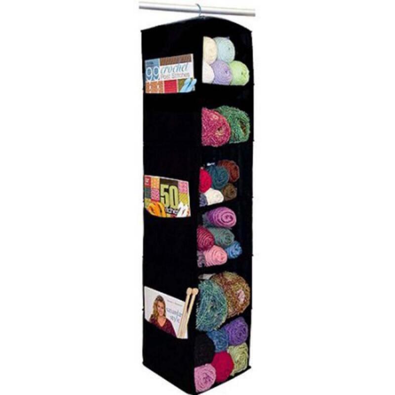 6 Shelf Yarn & Craft Organizer