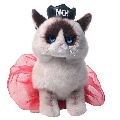 """Grumpy Cat 9"""" - Queen of No! Plush by GUND"""
