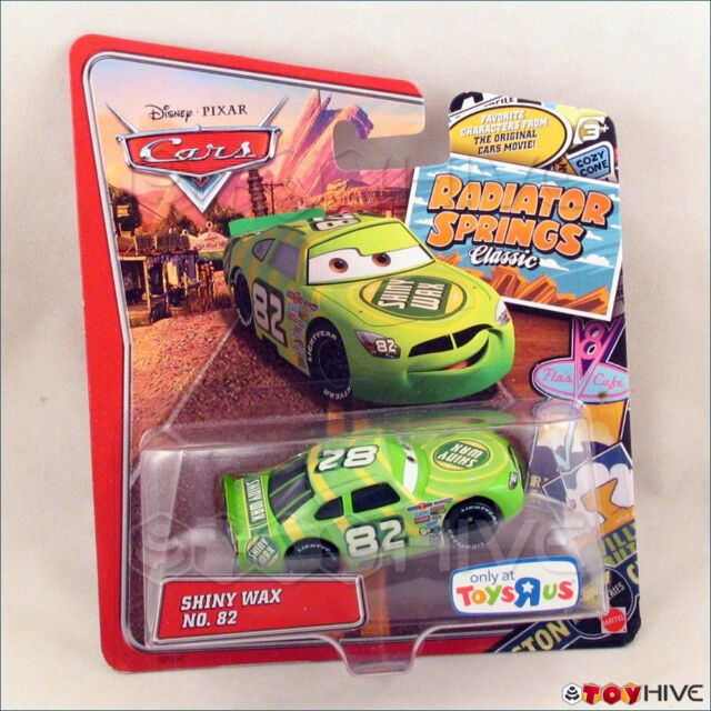Disney Pixar Cars Toys R US Only Radiator Springs Classic Shiny ...