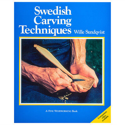Swedish Carving Techniques, Book