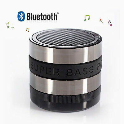 Bluetooth Wireless Speaker Mini Portable Super Bass For Iphone Samsung Tablet on Rummage