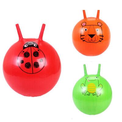 Ride On Bouncy Ball (Inflatable Hopper Ball Bouncy Hopping Ball Kid's Ride-on Toy Jumping Ball)