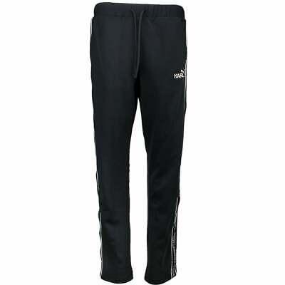 Puma X Karl T7 Track Pant  Casual   Pants & Shorts - Black - Womens Knit Pant Casual Pants