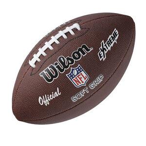 Wilson Extreme NFL Football Ball - Braun